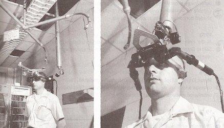 virtuaalreaalsuse ajalugu - esimesed virtuaalreaalsus prillid