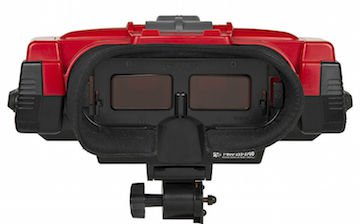 Nintendo Virtual Boy VR prillid