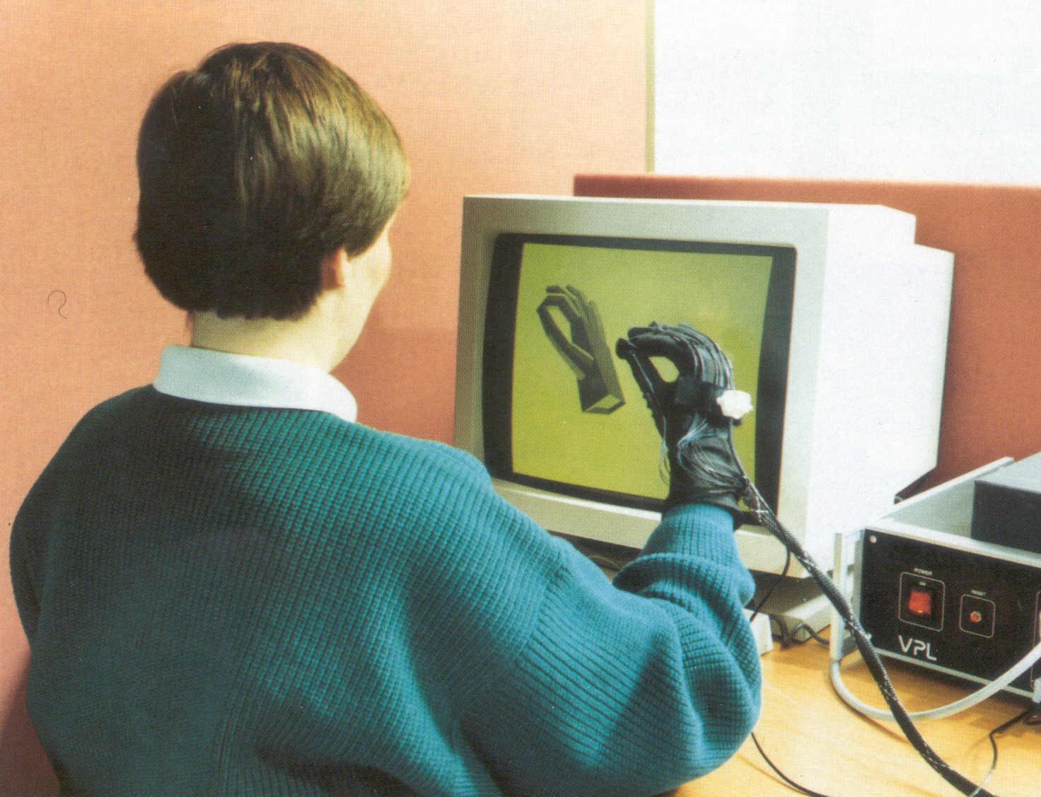 virtuaalreaalsuse ajalugu