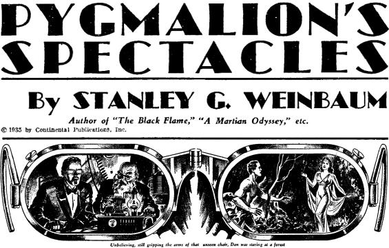 virtuaalreaalsuse ajalugu - esimesi VR prille mainitakse juba 1930