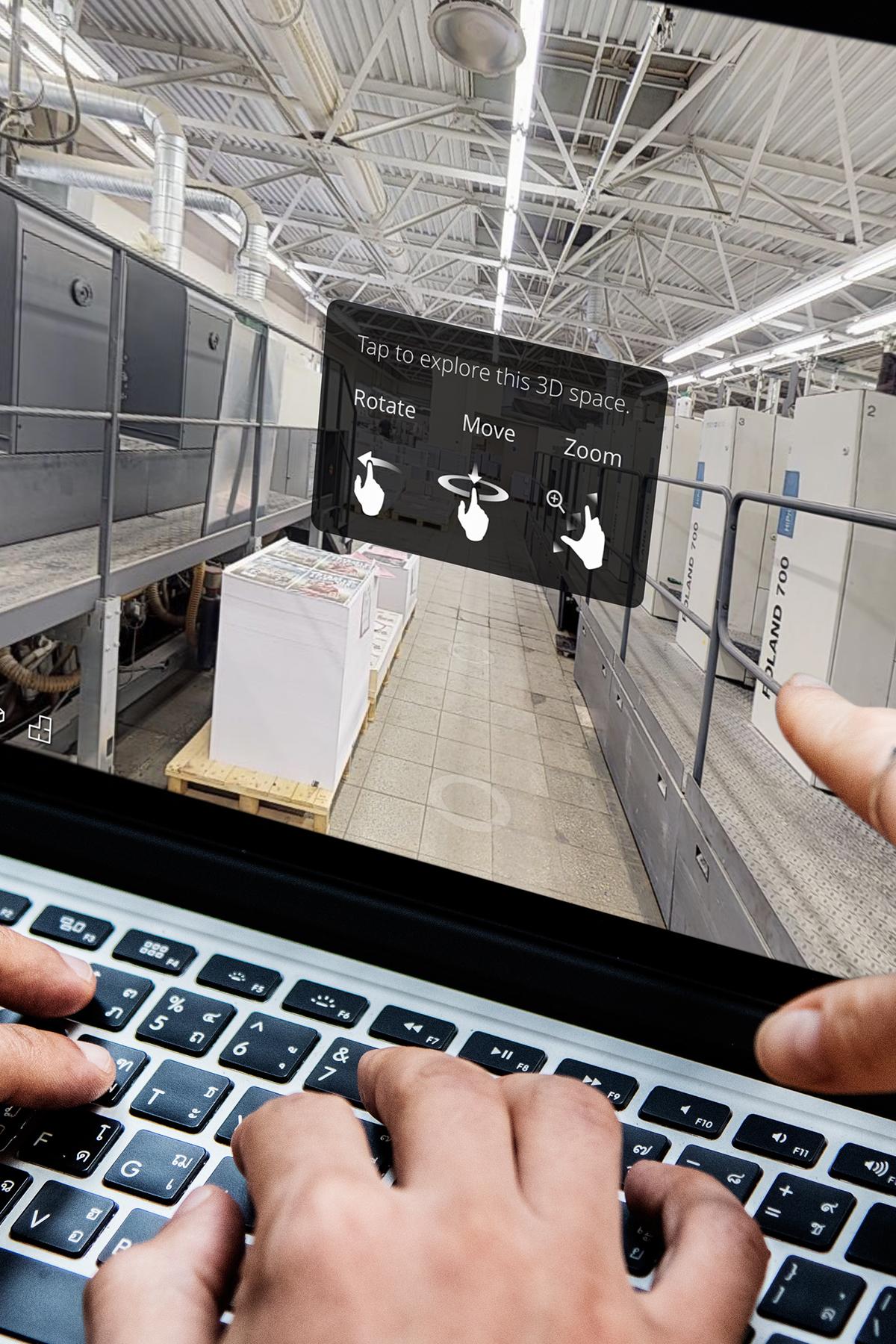 Virtuaaltuuride tegemine